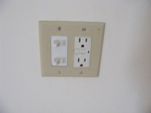 outlet(s)