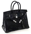 This Hermes Birkin handbag ($64,800)