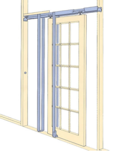 pocket-door-frame