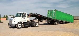 40ft-unload