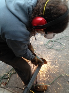 grinding frames